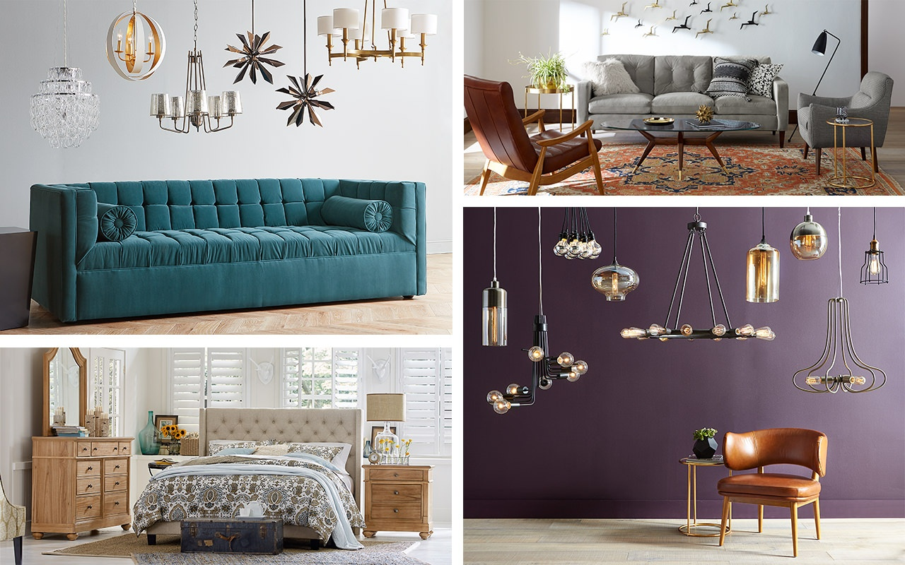collage-wayfair-living-room-bedroom-lighting